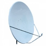 Спутниковая антенна CTB-1.20АУМ  азимутальная